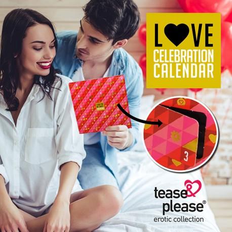 Valentine Advent calendar