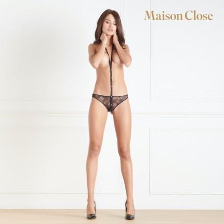 Culotte harnais ouvrable MAISON CLOSE
