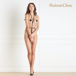 Harnais et Cache-tétons MAISON CLOSE