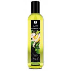 Huile de massage Délectable thé vert Exotique SHUNGA