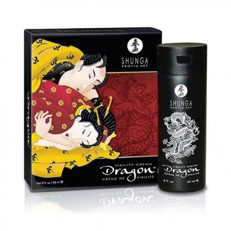 Crème intensifiante Dragon SHUNGA