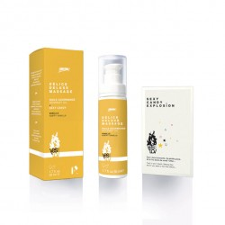 Délice deluxe massage huile gourmande Vanille YES FOR LOVE