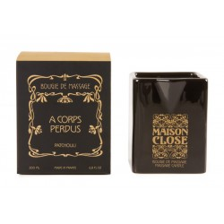 "Bougie de massage ""Patchouli"" MAISON CLOSE"