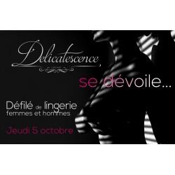 Delicatescence se dévoile - 5/10/2017 - Prévente