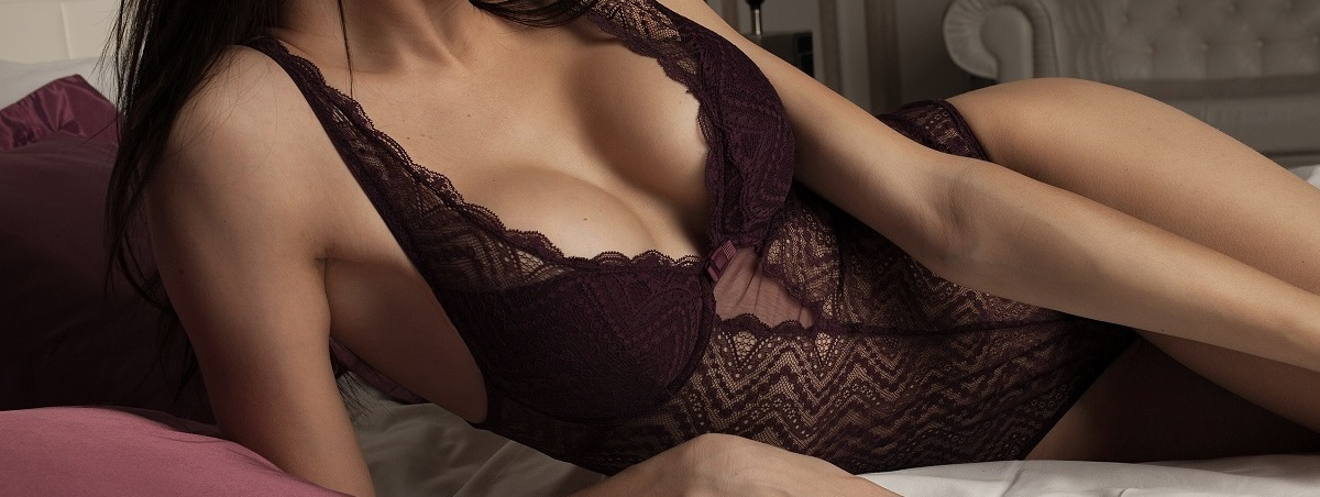 Delicatescence - Lingerie en magasin
